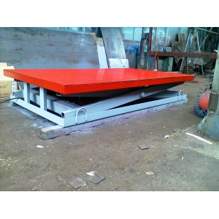 "Подъемный стол ""ГПН1000-2,5х1,4-1.5"""