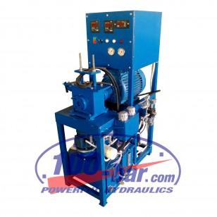 Стенд для тестирования дизельных насос-форсунок с механическим и гидравлическим приводом