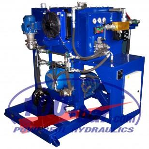Стенд для испытания гидравлических насосов,  моторов и гидроцилиндров